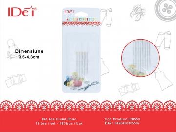 Set Ace Cusut 8buc 030559