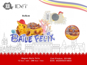 Magnet Baile Felix 031480