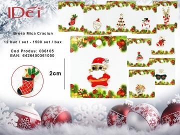 Brosa Mica Craciun 036105