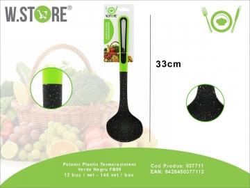 Polonic Plastic Termorezistent Verde Negru FB06 037711