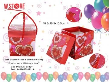 Cutie Cadou Pliabila Valentine's Day 038211