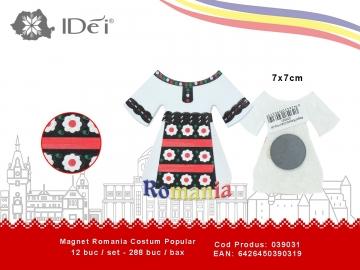 Magnet Romania Costum Popular 039031