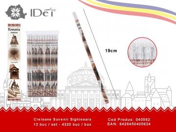 Creioane Suvenir Sighisoara 040562