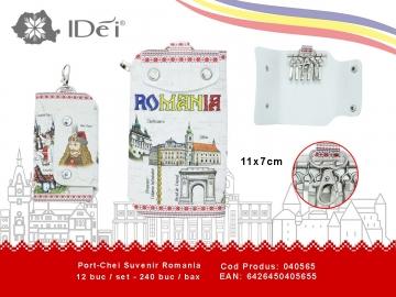 Port-Chei Suvenir Romania 040565