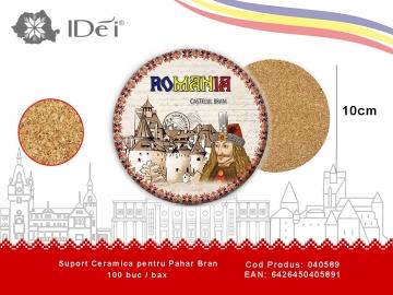 Suport Ceramica pentru Pahar Bran 040589