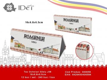 Toc Ochelari Sibiu J08 16x6.8x6.5cm 040658