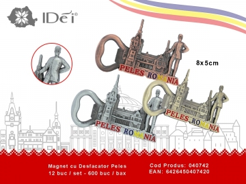 Magnet cu Desfacator Peles 040742