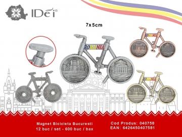 Magnet Bicicleta Bucuresti 040758