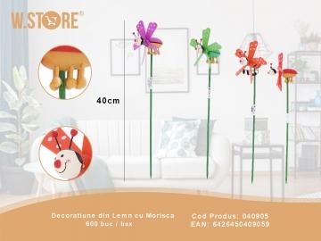Decoratiune din Lemn cu Morisca 040905