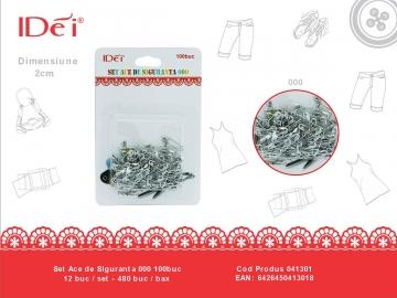 Set Ace de Siguranta 000 100buc 041301