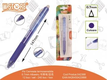 Pix Cerneala Termosensibila 0.7mm Albastru 042388