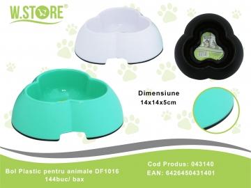 Bol Plastic pentru animale DF1016 043140