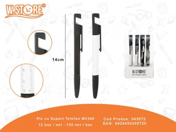 Pix cu Suport Telefon MV340 043572