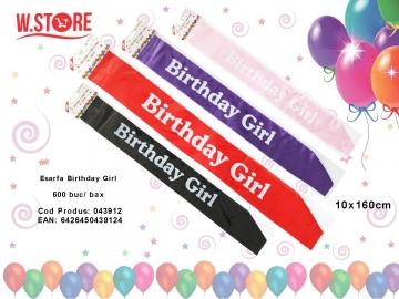 Esarfa Birthday Girl 043912