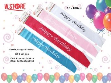 Esarfa Happy Birthday 043913