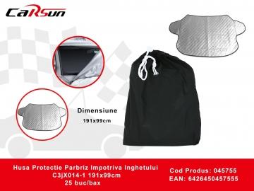 Husa Protectie Parbriz Impotriva Inghetului C3jX014-1 191x99cm 045755
