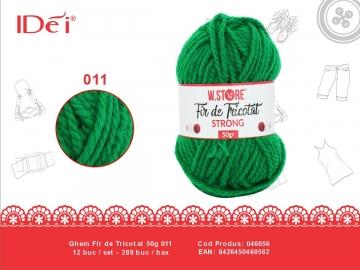 Ghem Fir de Tricotat 50g 011 046056