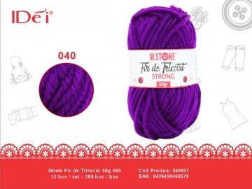Ghem Fir de Tricotat 50g 040 046057