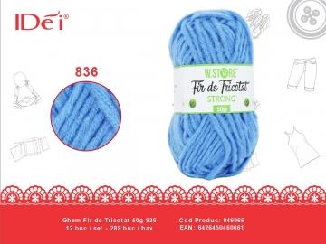 Ghem Fir de Tricotat 50g 836 046066