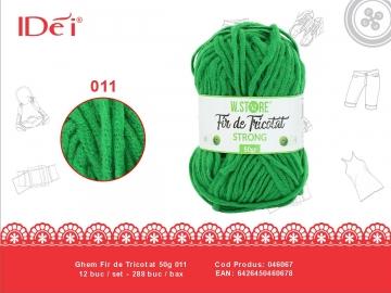 Ghem Fir de Tricotat 50g 011 046067