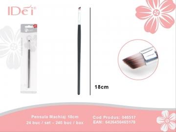 Pensula Machiaj 18cm 046517 HZS-318234