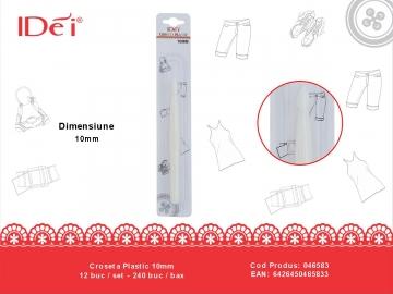Croseta Plastic 10mm 046583