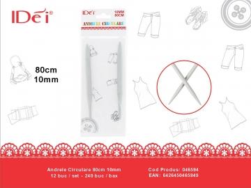 Andrele Circulare 80cm 10mm 046594