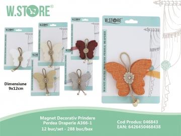 Magnet Decorativ Prindere Perdea Draperie A366-1 046843