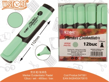 Marker Evidentiator Pastel 047061