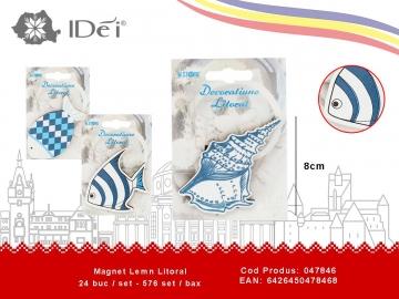 Magnet Lemn Litoral 047846