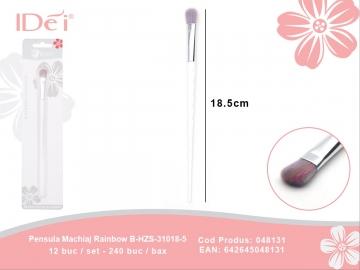 Pensula Machiaj Rainbow B-HZS-31018-5 048131