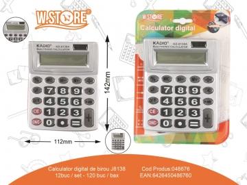 Calculator Digital de Birou J8138 048676