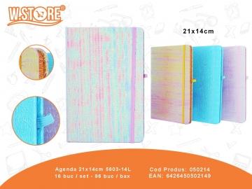 Agenda 21x14cm 5603-14L 050214