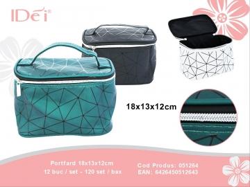 Portfard 18x13x12cm 051264