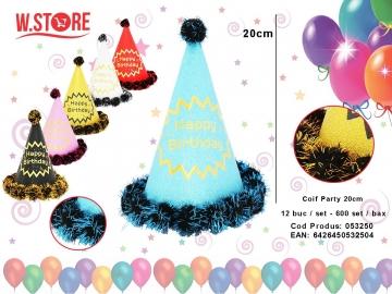 Coif Party 20cm 053250