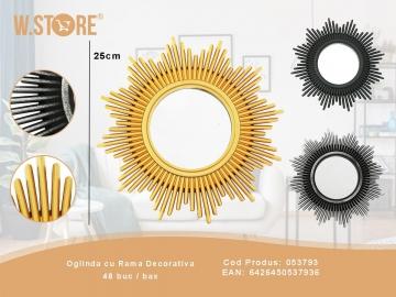 Oglinda cu Rama Decorativa 053793