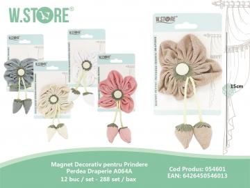Magnet Decorativ pentru Prindere Perdea Draperie A064A 054601