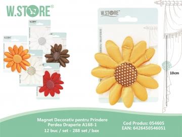 Magnet Decorativ pentru Prindere Perdea Draperie A168-1 054605