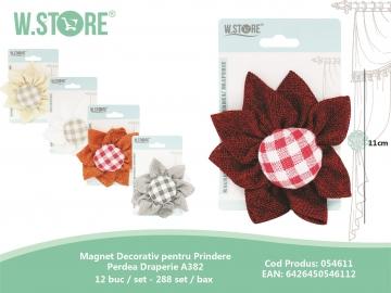 Magnet Decorativ pentru Prindere Perdea Draperie A382 054611