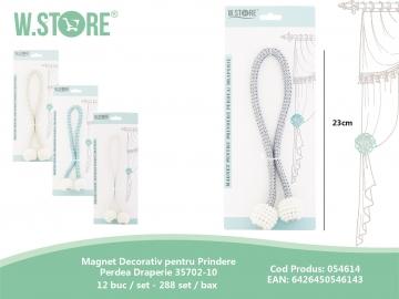 Magnet Decorativ pentru Prindere Perdea Draperie 35702-10 054614
