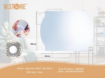 Sticker Oglinda HA07 30x40cm 055565