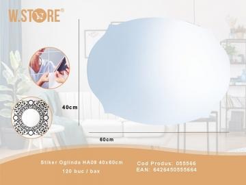 Sticker Oglinda HA09 40x60cm 055566