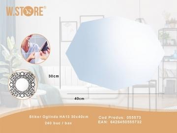 Sticker Oglinda HA13 30x40cm 055573
