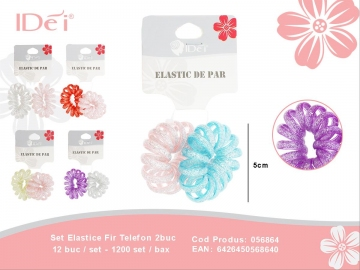 Set Elastice Fir Telefon 2buc 056864