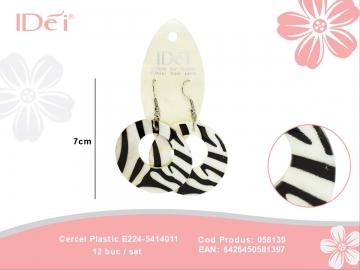 Cercei Plastic E224-5414011 058139