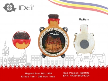 Magnet Bran DUL1408 500120