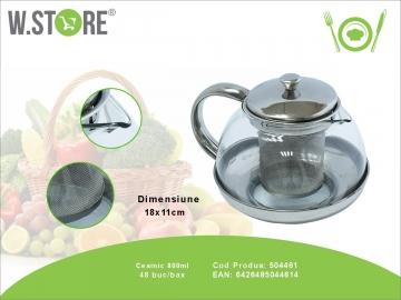 Ceainic 800 ml. BUC0627