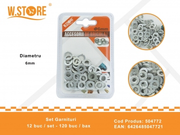 Set Garnituri 6 mm BRI0101