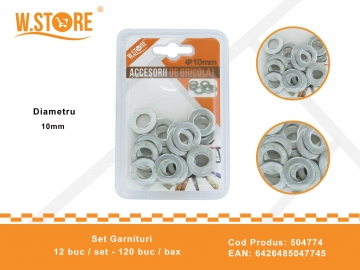 Set Garnituri 10 mm BRI0099