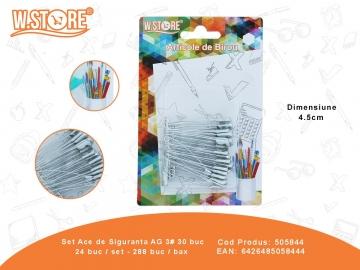 Set Ace de Siguranta AG 3# 30 buc 505844